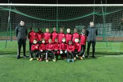 Equipe U10A - Saison 2018 - 2019
