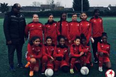 U13 Filles - Saison 2018 / 2019